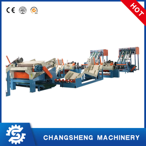 Automatic Spindleless 8 Feet Veneer Production Line