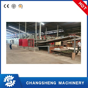 Plywood Veneer Dryer Machine for Face Veneer
