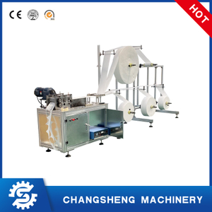 N95 Face Respirator Mask Making Machine