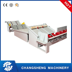 Plywood Machine Automatic Wood Transmission Equipment Log Conveyor