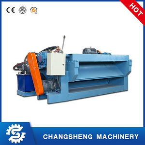 Plywood Ring Debarker 4 Feet Hydraulic Machine