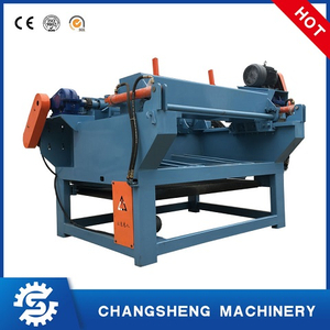 4 Feet Wood Log Debarking Machine As Plywood Debarker