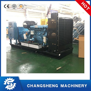 150 KW Diesel Electric Generator for Plywood Machine