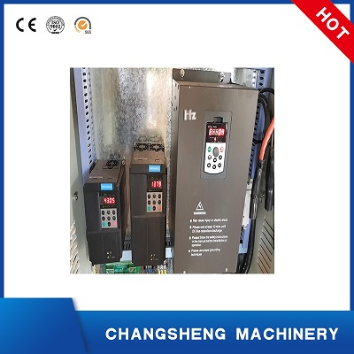 Machine Parts Frequency Converter of Plywood Veneer Making Machine