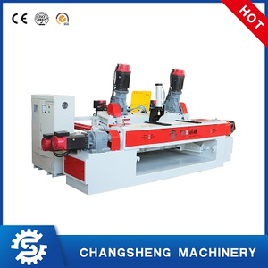 Plywood Machine 4 Feet Full Servo Veneer Peeling Machine