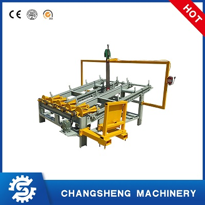 Log Cutting Saw with Log Automatic Transmission