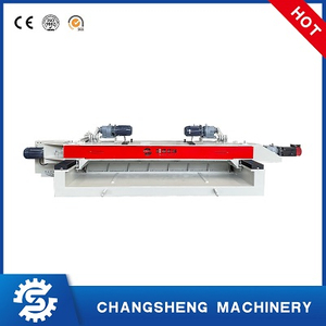 Plywood Making Machine 8 Feet Veneer Peeling Machine