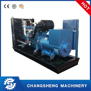 Weichai Brand 150 KW Diesel Electric Generator for Plywood Machine