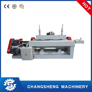 4 Feet Plywood Veneer Peeling Machine for Small Diameter Logs
