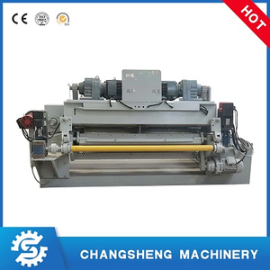 Spindleless Veneer Peeling Machine for Making Plywood Veneer