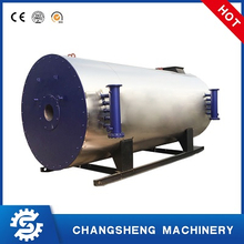 Oil And Gas Fired Thermal Organic Heater