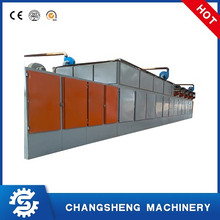 Plywood Machine Roller Type Wood Veneer Dryer Machine