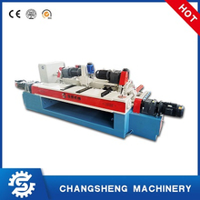 6 Feet Spindle Less Rotary Veneer Peeling Cutting Machine