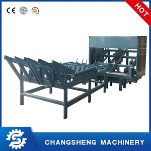 Automatic Transmission Wood Log Sawing Equipment in Veneer Production Line