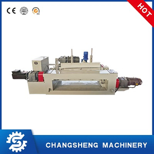 Spindle Less Wood Core Veneer Rotary Peeling Machine