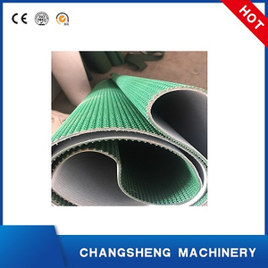 Machine Parts Conveyor Belt for Plywood Veneer Peeling Machine