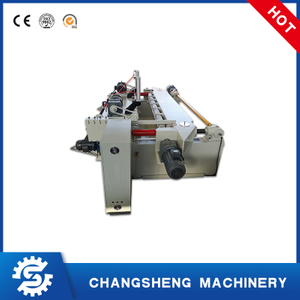 Woodworking Spindleless Veneer Rotary Peeling Machine 8 Feet