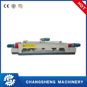 Core Veneer Peeling Machine 8 Feet Rotary Hydraulic