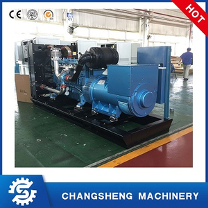 150KW Diesel Electric Generator 50Hz Diesel Power Genset