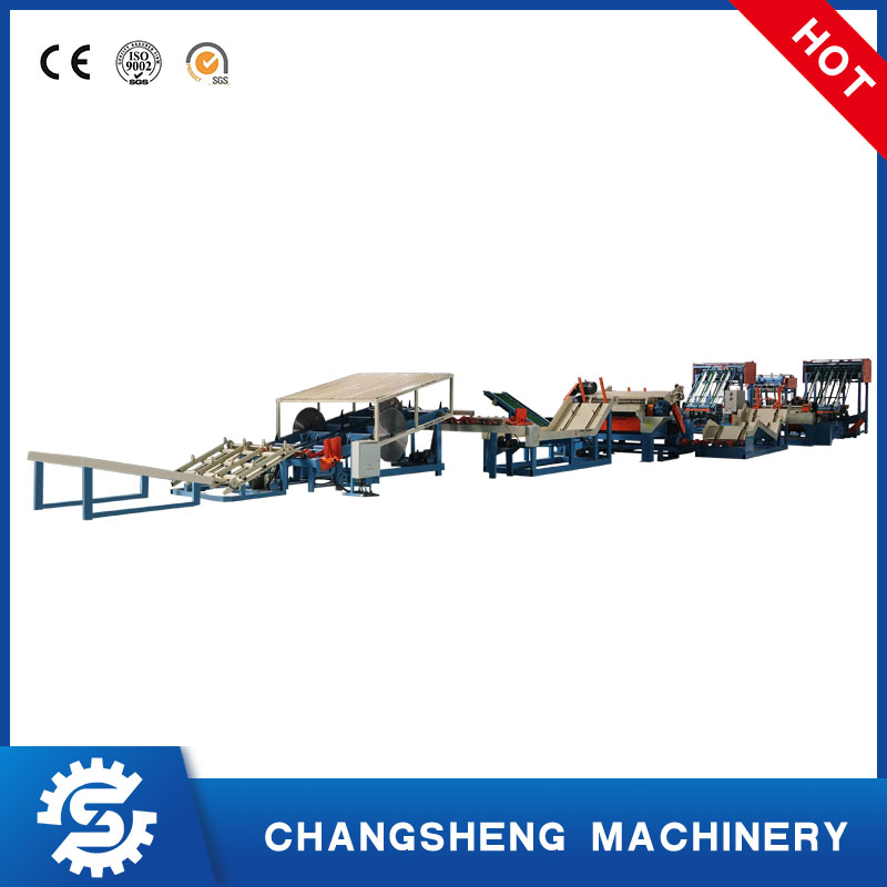 Veneer peeling machine safety operation procedures